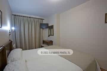 Habitación 14. Hotel Villa de Cabrales