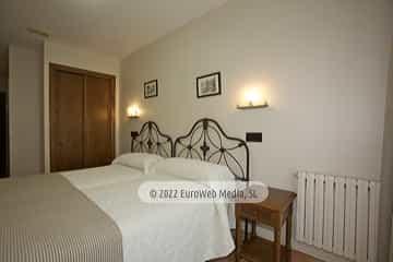 Habitación 15. Hotel Villa de Cabrales
