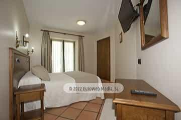 Habitación 17. Hotel Villa de Cabrales