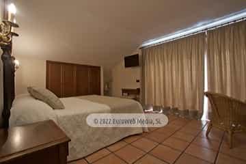 Habitación 18. Hotel Villa de Cabrales