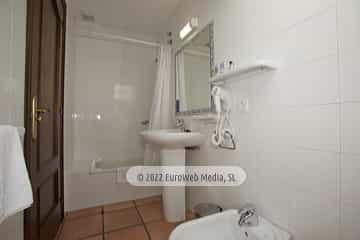 Comedor. Hotel Villa de Cabrales
