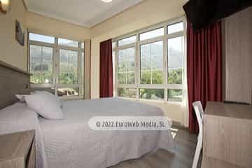 Habitación 302. Hotel Naranjo de Bulnes