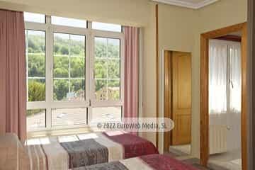 Habitación 304. Hotel Naranjo de Bulnes