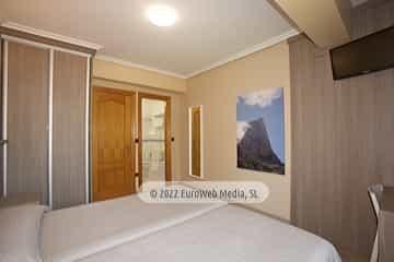 Habitación 307. Hotel Naranjo de Bulnes