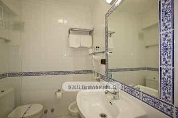 Habitación 309. Hotel Naranjo de Bulnes