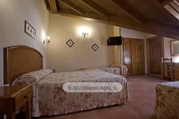 Habitación 406. Hotel Naranjo de Bulnes