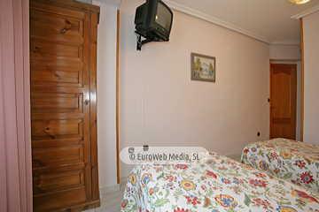 Habitación 501. Hotel Naranjo de Bulnes
