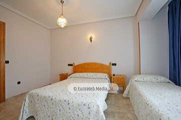 Habitación 502. Hotel Naranjo de Bulnes