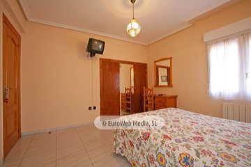 Habitación 503. Hotel Naranjo de Bulnes