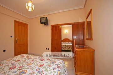 Habitación 504. Hotel Naranjo de Bulnes