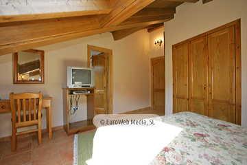 Habitación 506. Hotel Naranjo de Bulnes