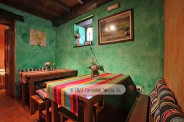 Exteriores. Casa de aldea El Llagar