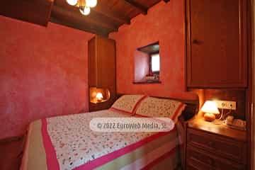 Habitación 3. Casa de aldea El Llagar