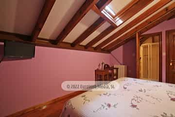 Habitación 4. Casa de aldea El Llagar