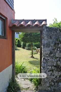 Salón comedor. Casa de aldea El Llagar