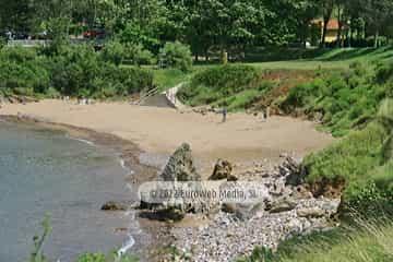 Playa de Huelgues