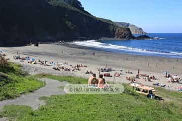 Playa de Bahínas