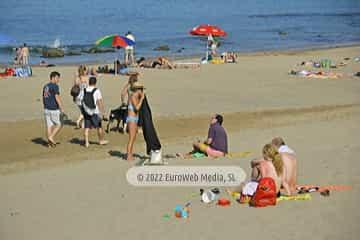 Playa de la Isla