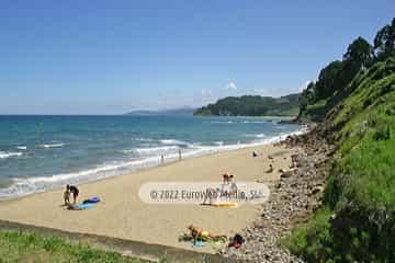 Playa de Lastres