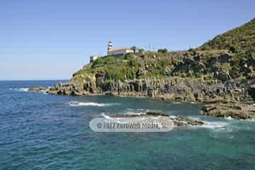 Faro de Cudillero