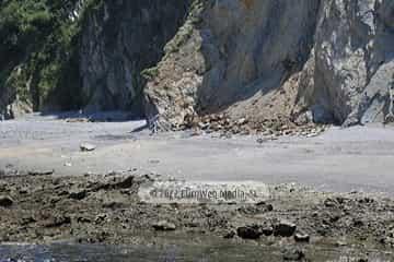 Playa de El Castrillón