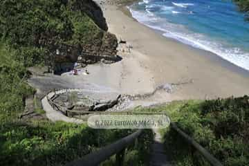 Playa de Oleiros