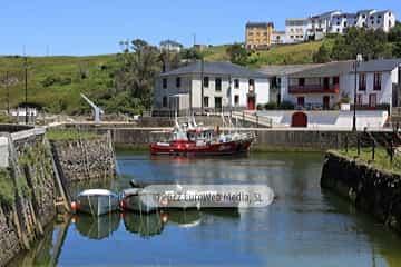 Puerto pesquero de Viavélez