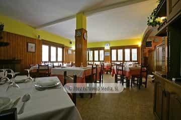 Habitación 4. Hotel Garganta del Cares