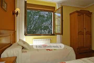Habitación 7. Hotel Garganta del Cares