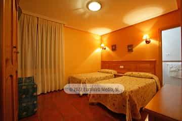 Restaurante. Hotel Garganta del Cares