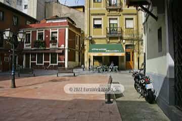 Conjunto Histórico Barrio de Cimadevilla (Gijón). Conjunto Histórico Barrio de Cimadevilla