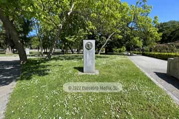 Escultura «Rubén Darío»