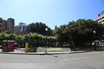 Plaza Evaristo San Miguel
