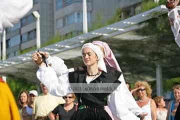 Coros y Danzas Covadonga