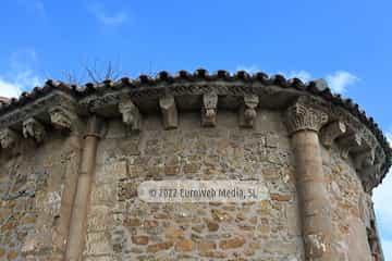 Iglesia de San Jorge de Manzaneda