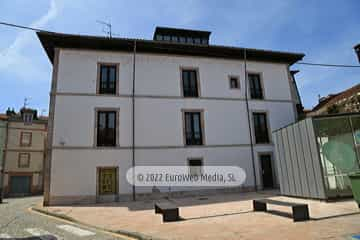 Palacio de la Marquesa de Fontela o Casa de Cienfuegos en Grado
