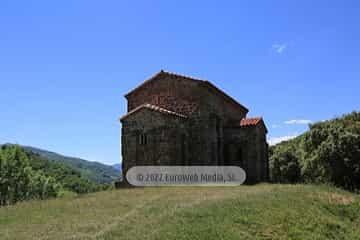 Iglesia de Santa Cristina de Lena