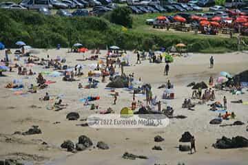 Playa de Borizu