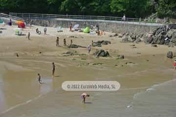 Playa de Las Cámaras
