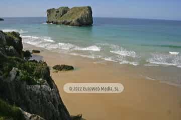 Playa Arenal de San Martín