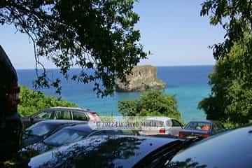 Playa La Ballota