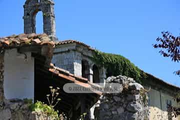 Palacio y capilla de los Posada