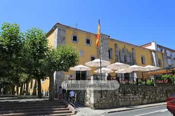 Antiguo convento de las Agustinas Recoletas