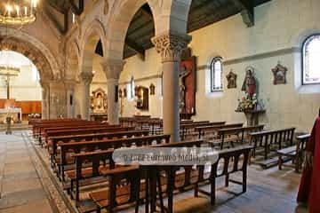 Iglesia de Santa Eulalia de Ujo