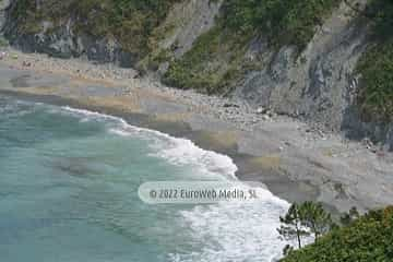 Playa de Las Llanas
