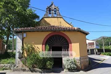 Capilla de San Roque (Benia de Onis). Capilla de San Roque (Benia de Onís - Onís)