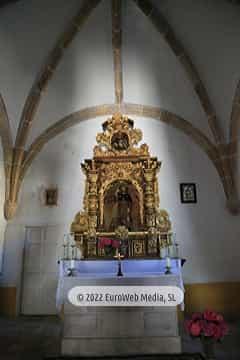 Capilla de San Roque (Benia de Onis). Capilla de San Roque