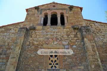 Iglesia Santa María de Bendones