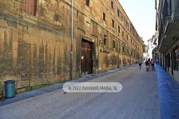Antigua sede del Archivo Histórico de Asturias