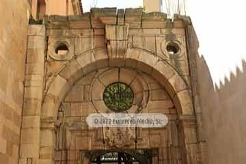 Capilla del Hospital de San Sebastián